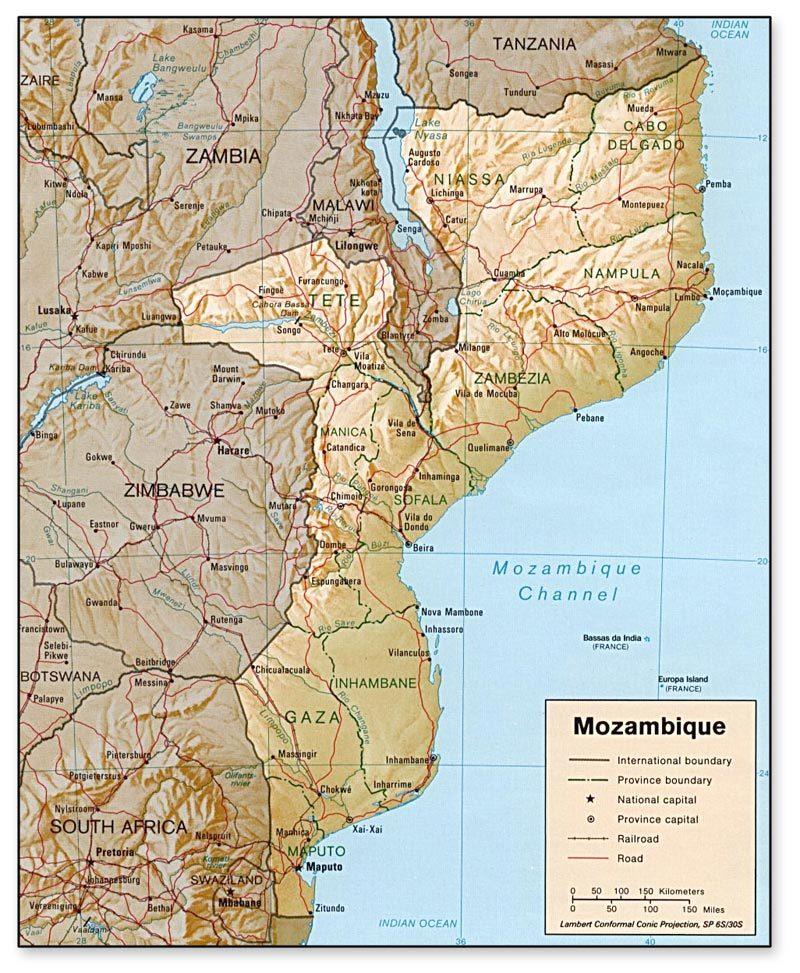 Foto Mozambico